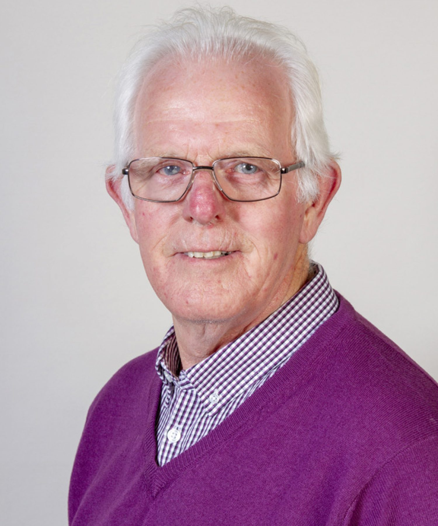 Image of Cllr Bryan Stubbs taken 2019