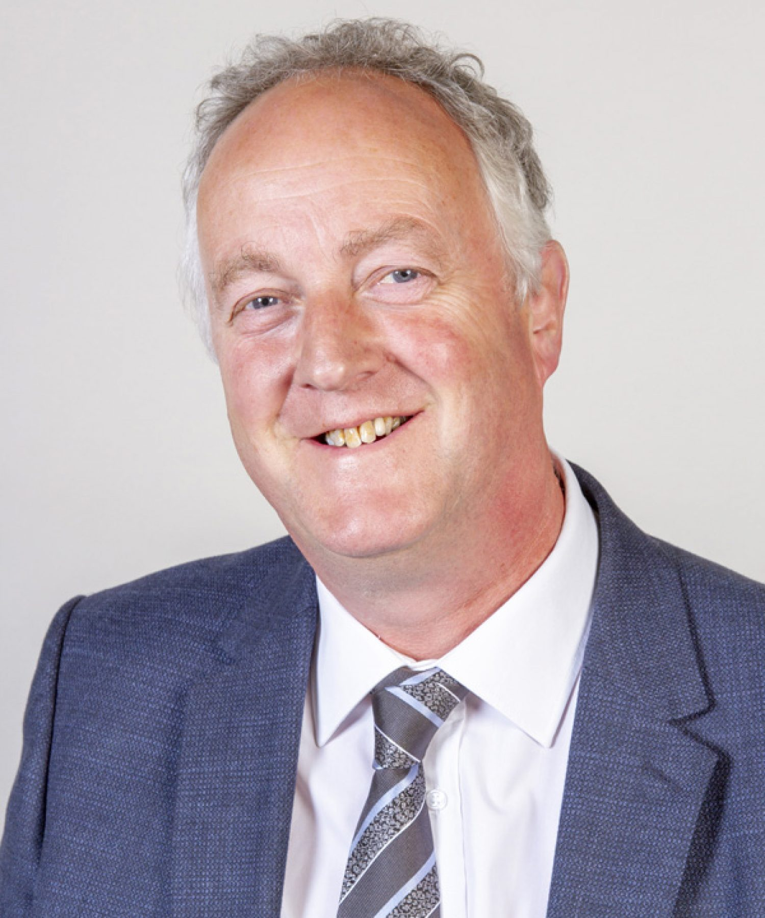 Image of Cllr Colin Pearce taken 2019