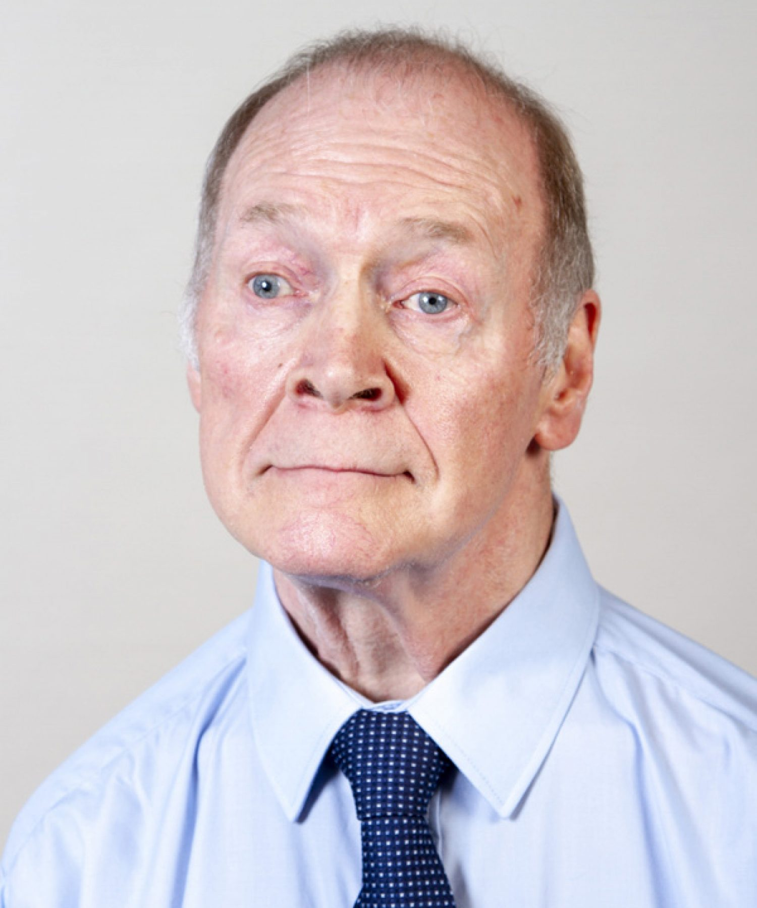 Image of Cllr David Trigger taken 2019