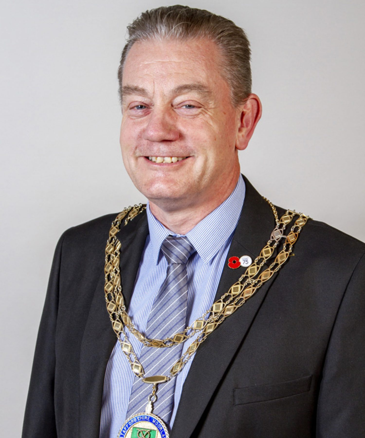 Image of Cllr Keith Flunder taken 2019