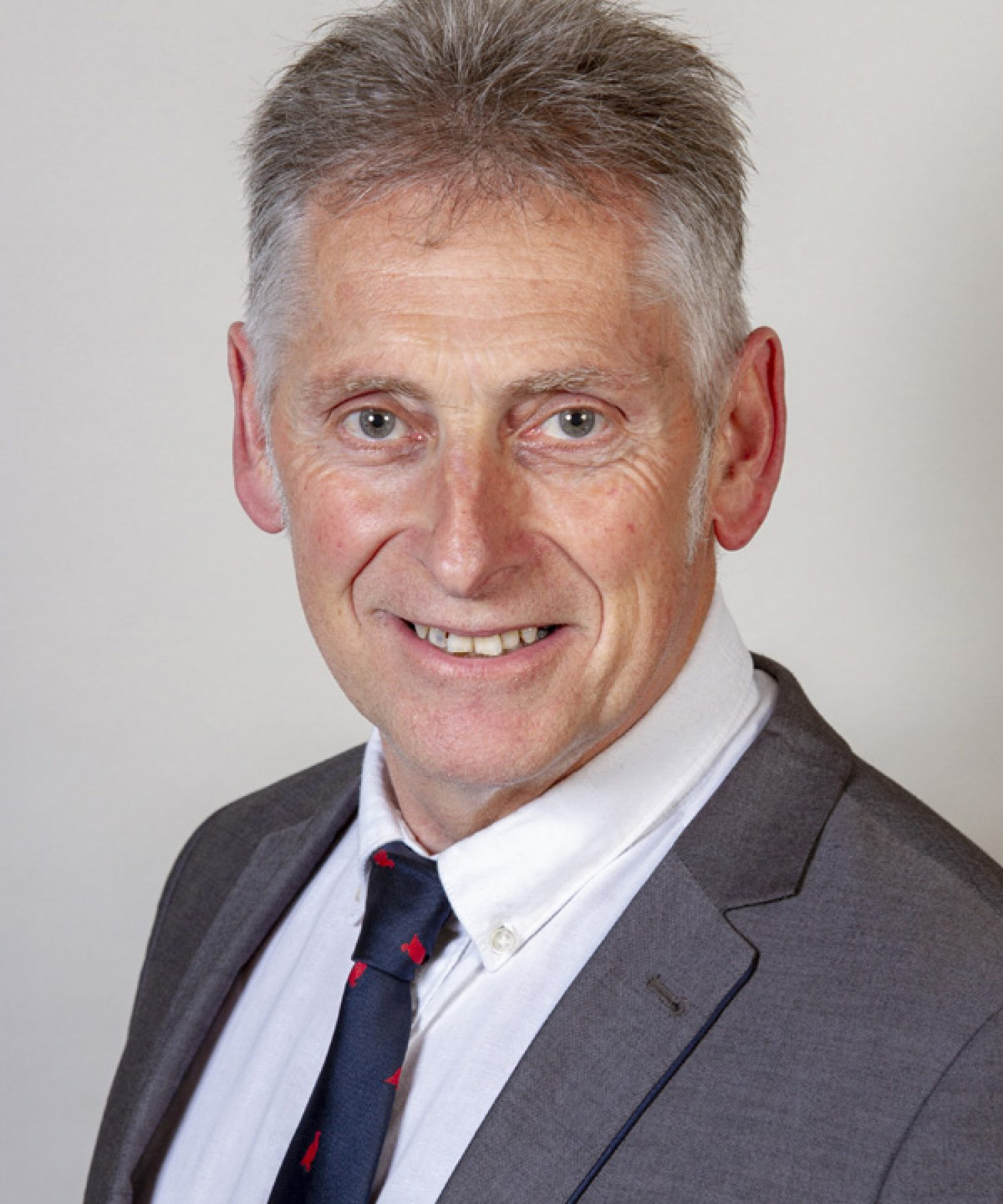 Image of Cllr Pete Wilkinson taken 2019